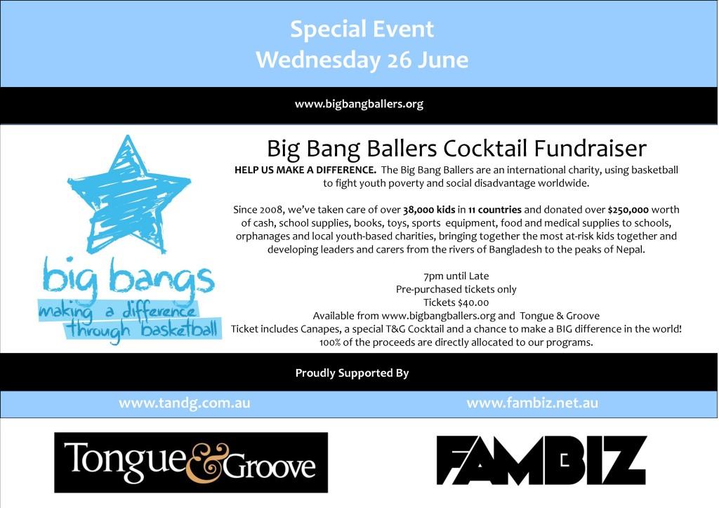 TandG Fundraiser